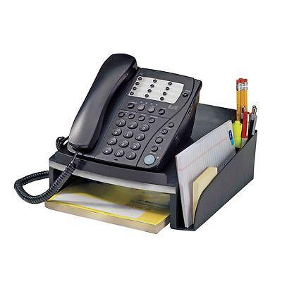 Italplast Telephone Stand Black
