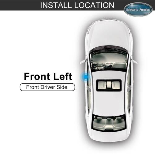 For Chrysler Town Country 08-16 Dodge Grand Caravan Front Left Window Regulator