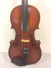 Vintage A R Seidel Violin with Case Glaesel Adjusted V131E 1985 Germany