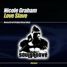 Love Slave - Nicole Graham (2013, CD NIEUW) CD-R