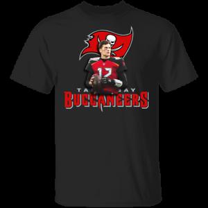 Tampa Bay Buccaneers T-Shirt Welcome Tom Brady Tee Shirt Short Sleeve