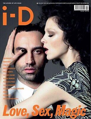 I-D Magazine #305 RICCARDO TISCI & MARIACARLA BOSCONO Penn Badgley LIBERTY ROSS