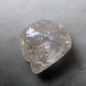 Charming-White-F-Color-VS2-Clarity-0-98-Carat-Beautiful-Natural-Rough-Diamond