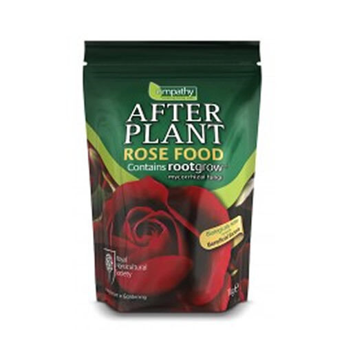1KG ROOTGROW EMPATHY AFTERPLANT ROSE FOOD MYCORRHIZAL FUNGI FERTILISER FEED