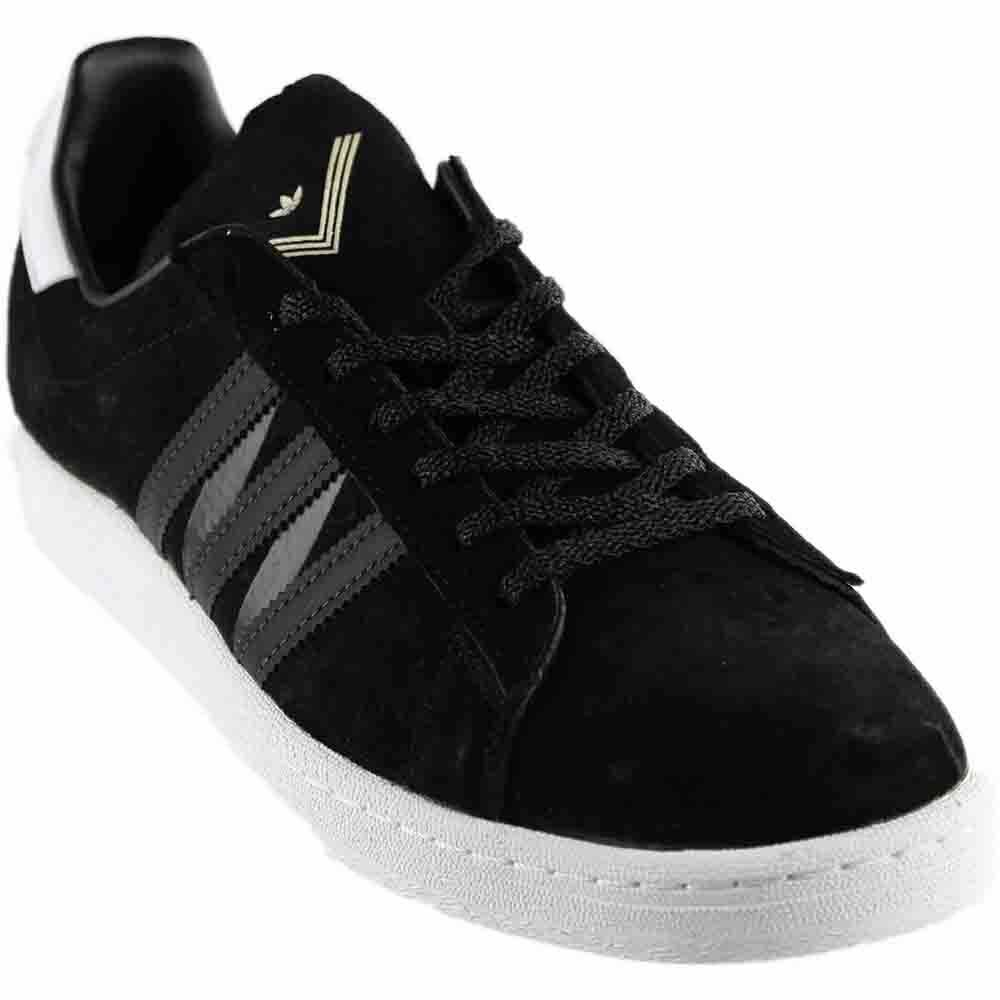adidas WM Campus 80s - - 80s Black - Mens 50af33