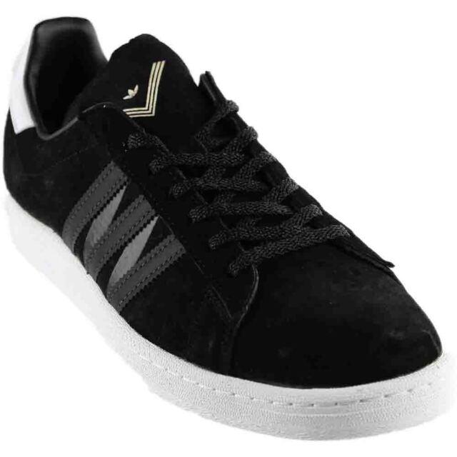 online retailer 0f3e6 33ef9 adidas WM Campus 80s Sneakers - Black - Mens