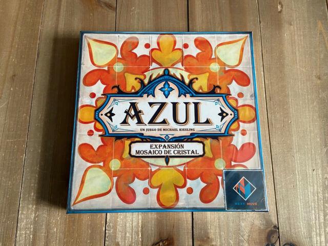 juego de mesa - AZUL - Expansión MOSAICO DE CRISTAL - Asmodee Ed. español