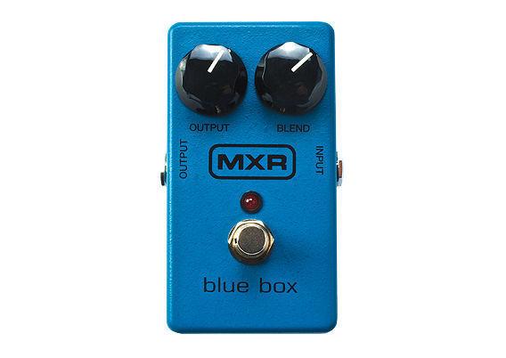 Dunlop MXR M103 Blau Box Fuzz Guitar Effects Pedal