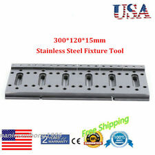 M8 Screw Wire Edm Tool Electrical Discharge Machine Fixture Board Clamp Leveling