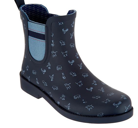 Edición Ellen DeGeneres Impermeable botas De Lluvia-wallita Lluvia-wallita Lluvia-wallita azul Lagoon Mujer 6 Nuevo  Hay más marcas de productos de alta calidad.
