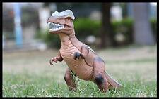 Gran protección ambiental Plastics con pilas T-Rex Dinosaurio Juguete