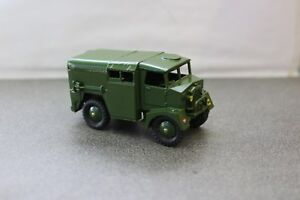 Dinky B & Karrier K6 (araignée) Tracteur Artillerie de Terrain Code 3