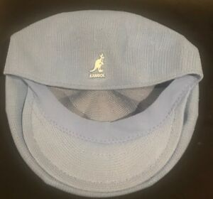 91db9376150d KANGOL TROPIC GALAXY BLUE IVY NEWSBOY CABBIE CABBY PAPER BOY CAP ...