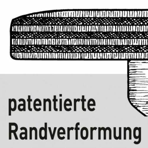 Premium en couche-bois-Râpe PLANCHE dans 5 taille avec raccourci Poignée Putzer PLANCHE
