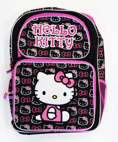 "BRAND NEW Sanrio Hello Kitty 16/"" inches Backpack for Kids"