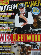 MODERN DRUMMER MAGAZINE 6/09 - FLEETWOOD MAC/DAVE KING/LOUIE BELLSON