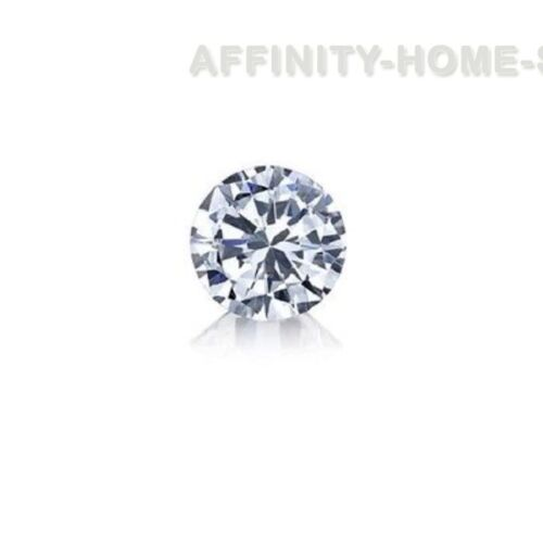 EXCELLENT RUSSIAN CUT ROUND BRILLIANT DIAMOND FOR OWN JEWELRY