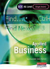 GCSE Applied Business Edexcel: Student Book by Mike Neild, Carol Carysforth (Paperback, 2002)