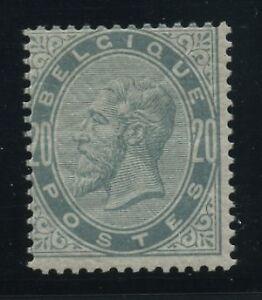 BELGIEN-1883-Nr-36-postfrisch-106872