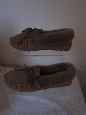 Abile Ridotta Amanda Hazel Donna Mocassino Stile Pantofola Draper Of Glastonbury Taglia 4-mostra Il Titolo Originale Colori Fantasiosi