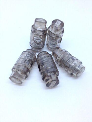 18 colores en envases de 2//5//10//20 Cerradura de palanca cilindro Cable final Primavera Tapón