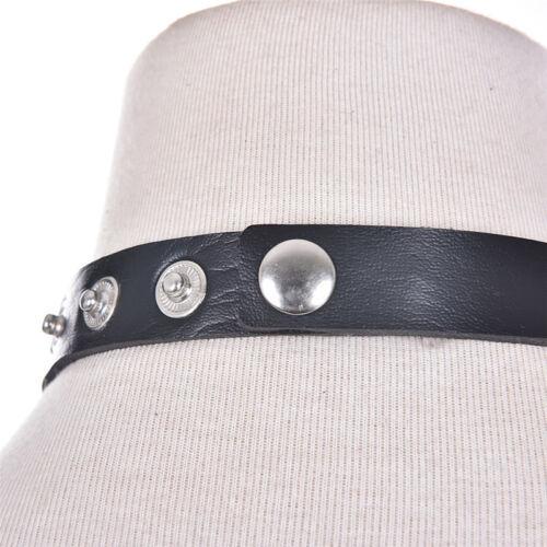 Leather Harness Chest Punk  Waist Belt Women Handmade Fashion ZF