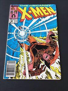 Uncanny X-Men #221 1st Appearance of Mr. Sinister*L@@k!!!