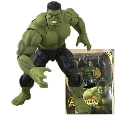 S.H.Figuarts SHF Super Hero Avengers Infinity War Hulk PVC Action Figure Toy 8/'/'