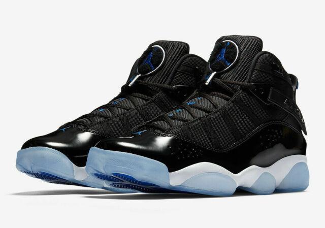 Nike Air Jordan 6 Rings White Royal