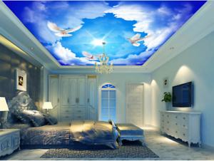 3D Himmel Malerei 73  Fototapeten Wandbild Fototapete BildTapete Familie DE Kyra