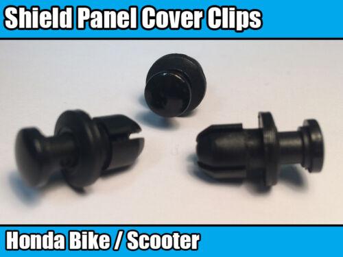 50x Clips For Honda Cowling Fairing Shield Panel Cover Trim 90657-SB0-003