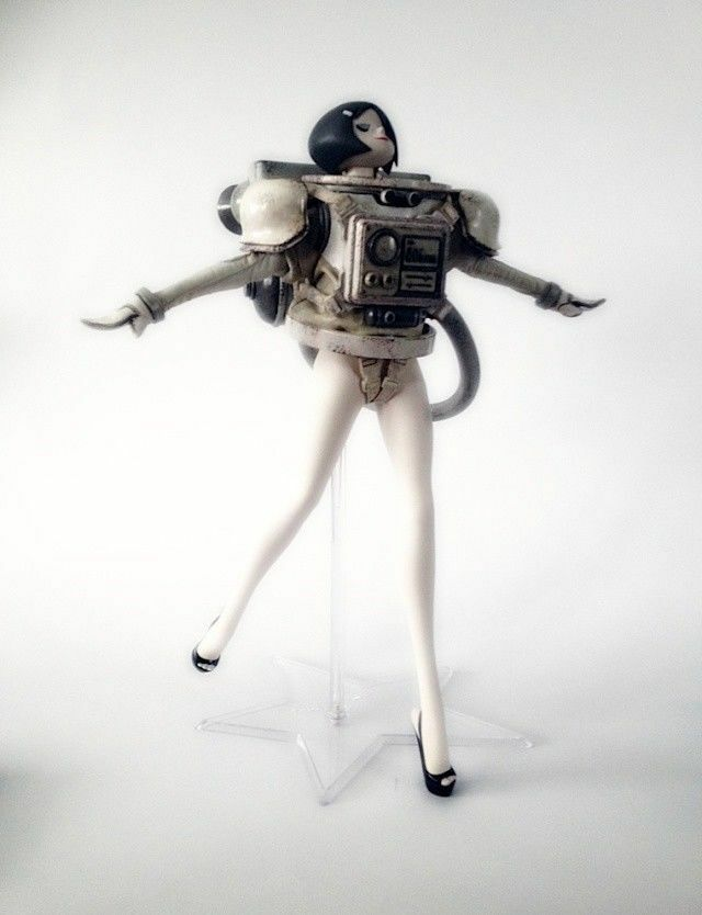 1 12 3A LASSTRANAUT Female Astronaut Collection Action Figure Set Model