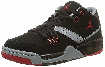 player international Rudyard Kipling  317821-021 Nike Air Jordan Flight 23 (GS) Black/Gym Red-Cool Grey Size 4-8  NIB | eBay