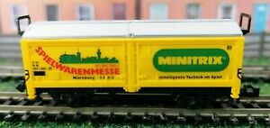 Trix-N-Gauge-Internationale-Spielwarenmesse-Nurnberg-1983