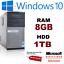 thumbnail 1 - Dell Optiplex 390 Tower Core i3 DVD RW WIFI HDMI Windows 10 8GB RAM 1TB Hard