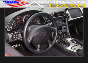 Chevrolet Chevy Corvette C5 C 5 Interior Dash Trim Kit Set 2001 2002 2003 2004 Ebay