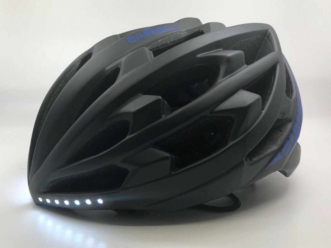 Baabali SMART bike casco con illuminazione a LED