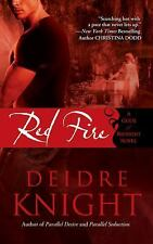 Red Fire: A Gods of Midnight Novel Knight, Deidre Mass Market Paperback