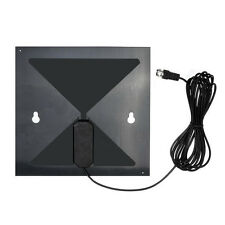Clear TV HD Digital Antenna - As Seen on TV - No More Cable Bills New Black ED