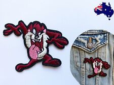 "TASMANIAN Devil 3.5/"" Embroidery Iron-on Custom Patch"