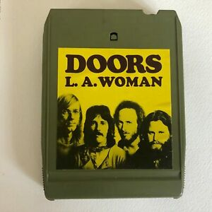 THE-DOORS-L-A-Woman-ET85011-8-Track-Tape-Riders-on-the-Storm