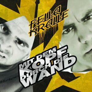 FELLA & KRALLE = Mit dem Kopg durch die Wand = CD = HIP HOP RAP GANGSTA CRUNK !!