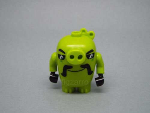 Lego Angry Birds Movie Biker Pig Minifigure set 75823 NEW