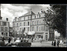 SAINT-PAIR-sur-MER (50) RENAULT JUVA 4 ,4CV ,PEUGEOT 403 au GRAND HOTEL en 1959