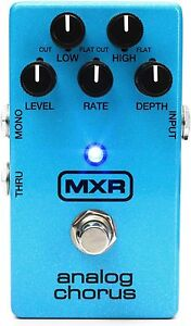 MXR M234 Analog Chorus Pedal (B STOCK)– 2-3 day Priority Shipping w/ Warranty