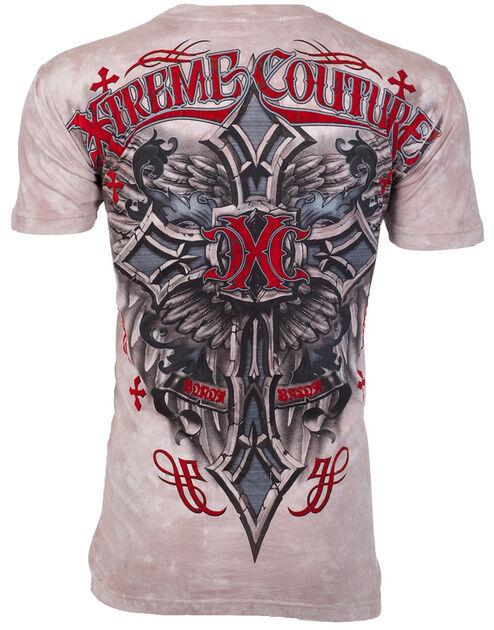 Xtreme Couture AFFLICTION Men T-Shirt BRIGADIER Wings Tattoo Biker UFC S-3XL $40