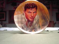 The Crooner FRANK SINATRA Franklin Mint Limited Edition Collector Plate By DREW