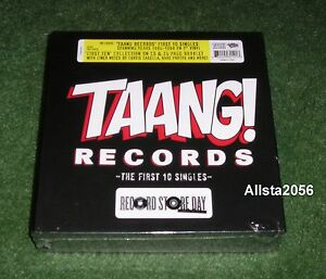 TAANG-RECORDS-THE-FIRST-10-SINGLES-7-034-BOX-SET-ed-221-NEW-RECORD-STORE-DAY-RSD