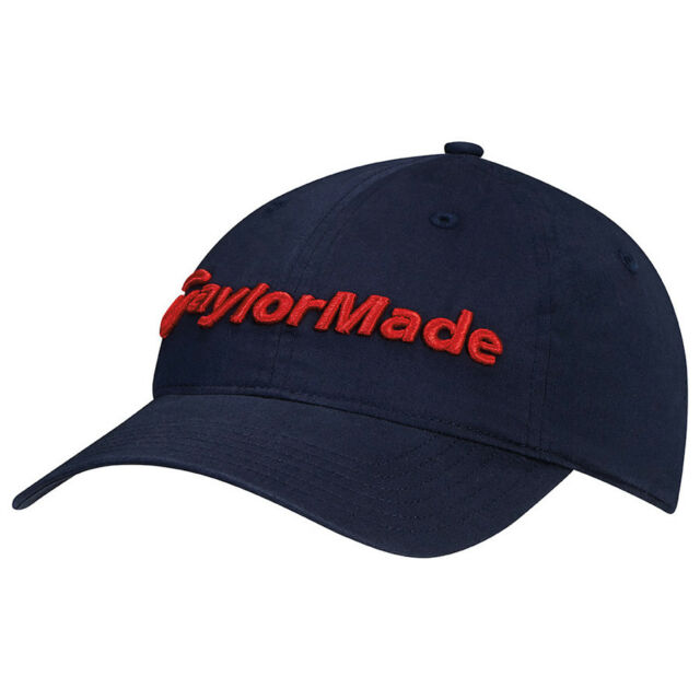 4855bc8c02f TaylorMade Tradition Lite Men s Golf Cap Hat Navy Tm17 Adjustable