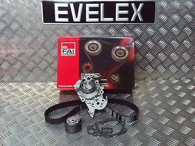 Pompe à eau et Timing Cam Belt Kit Pour Fiat Ducato 2.3D multiflamme 130